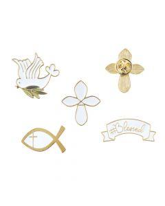 Inspirational Enamel Pins