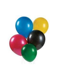"International Games 11"" Latex Balloons"