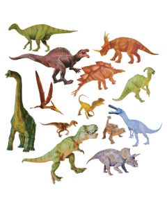 Jumbo Dinosaur Cutouts