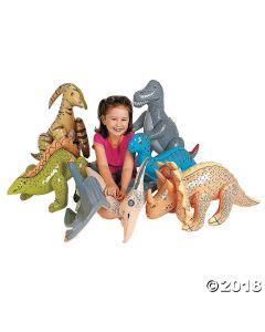 Jumbo Inflatable Dinosaurs