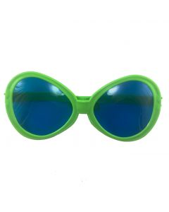 Jumbo Lime Green Sunglasses