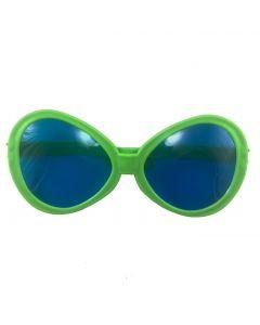 Jumbo Lime Green Sunglasses