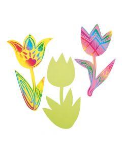 Jumbo Tulip Magic Scratch Assortment