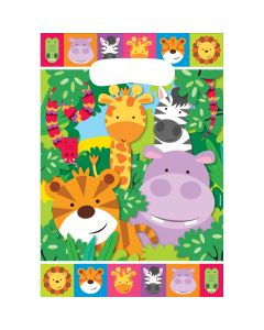 Jungle Animals Party Bags