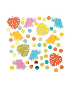 Jungle Baby Shower Confetti