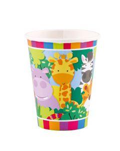 Jungle Paper Cups