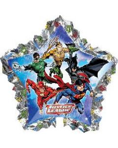 Justice League Supershape Foil Balloon