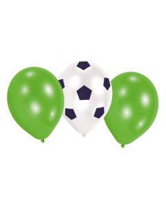 Kicker Party Latex Balloons