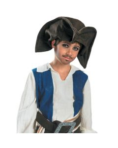 Kid's Jack Sparrow Pirate Hat