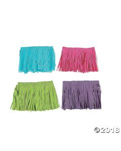 Kids Mini Hula Skirts