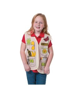 Kid's Zoo Keeper Vest