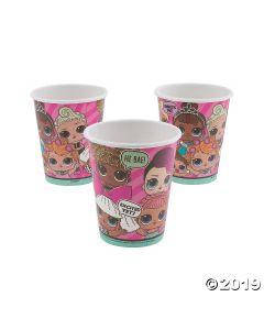 L.O.l Surprise Paper Party Cups