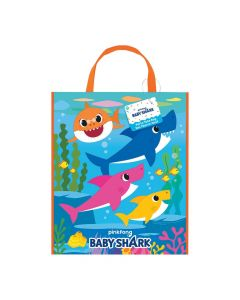 Large Baby Shark Tote Bag