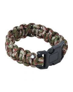 Large Camouflage Paracord Bracelets