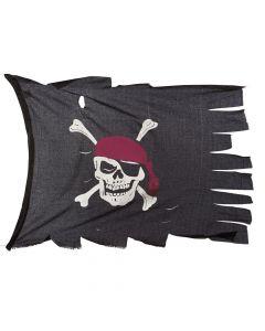 Large Creepy Cloth Pirate Flag