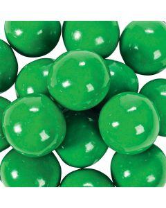 Large Green Gumballs