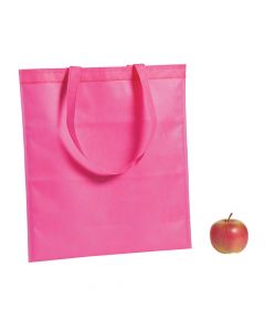 Large Pink Tote Bags