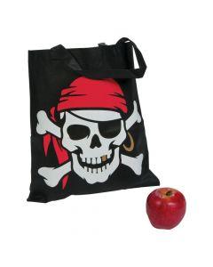 Large Pirate Tote Bags