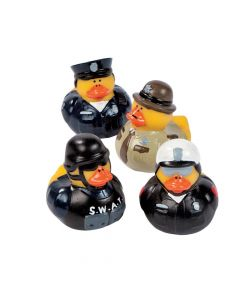 Law Enforcement Rubber Duckies
