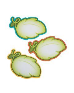 Leaf-Shaped Dry Erase Magnets