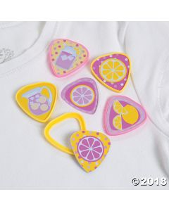 Lemonade Party Shirt Clips