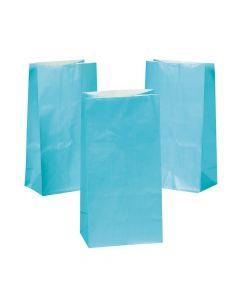 Light Blue Gift Bags
