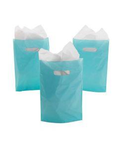 Light Blue Goody Bags
