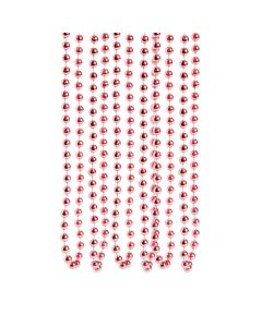 Light Pink Bead Necklaces