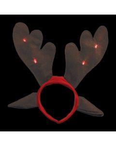 Light-Up Reindeer Antlers Headbands