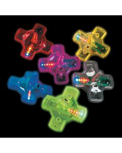 Light-Up Spin Tops