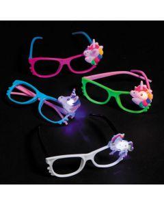 Light-up Unicorn Glasses