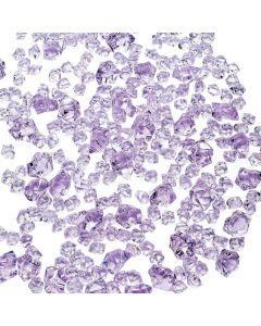 Lilac Acrylic Ice