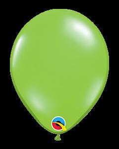 Lime 12cm Latex Jewel Balloons