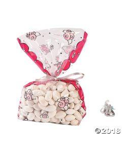 Little Ballerina Cellophane Bags