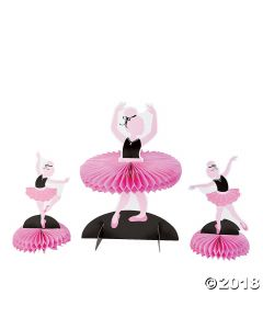Little Ballerina Centerpieces