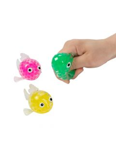 Little Fish Water Bead Stress Toys