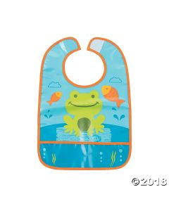 Little Fisherman Bib