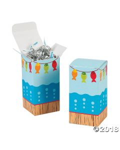 Little Fisherman Favour Boxes
