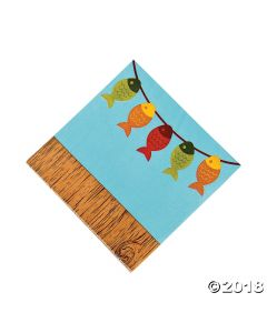 Little Fisherman Lunch Napkins