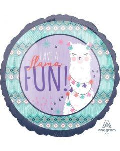 Llama Fun Balloon