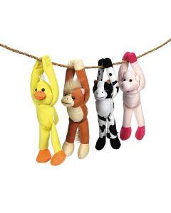 Long Arm Farm Stuffed Animals