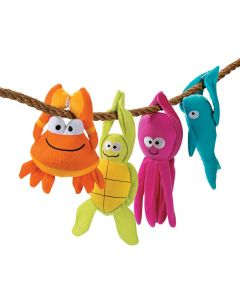 Long Arm Stuffed Sea Creatures