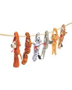 Long Arm Zoo Stuffed Animals