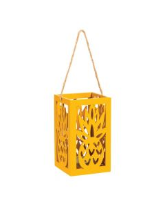 Luau Pineapple Lanterns