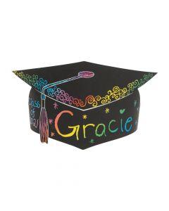 Magic Color Scratch Elementary Graduation Caps