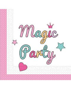 Magic Party Two-ply Paper Napkins