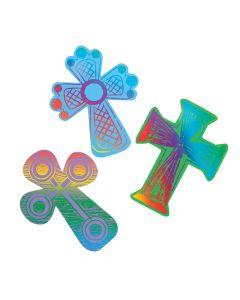 Magic Scratch Crosses