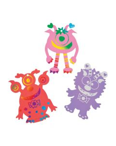 Magic Scratch Valentine Monsters