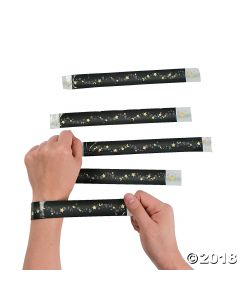 Magic Wand Slap Bracelets
