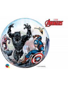 Marvel Avengers 56cm Bubble Balloon